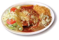 Combo Mexican Dinner Arroyos Cafe Stockton, CA