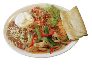 Arroyos Cafe, Stockton, CA Best Fajitas