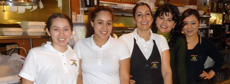 Friendly Staff At Arroyo's Cafe Welcomes You! - Stockton, CA Best Mexican Food!